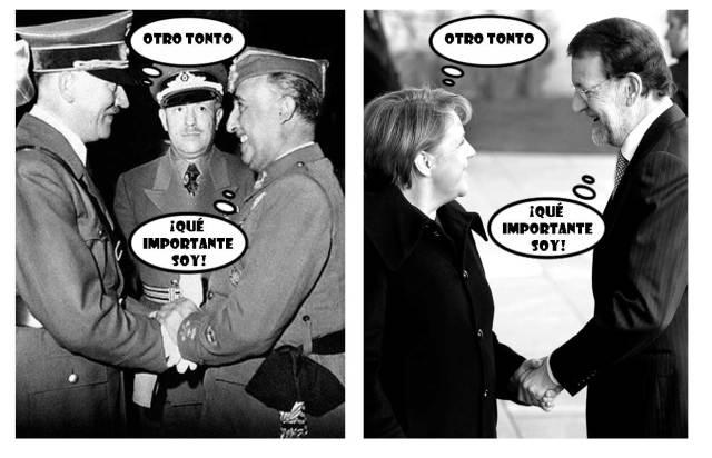 Alemania y España