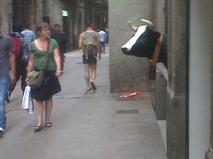 Barcelona pintoresca la cosa est mal - Delineante barcelona ...