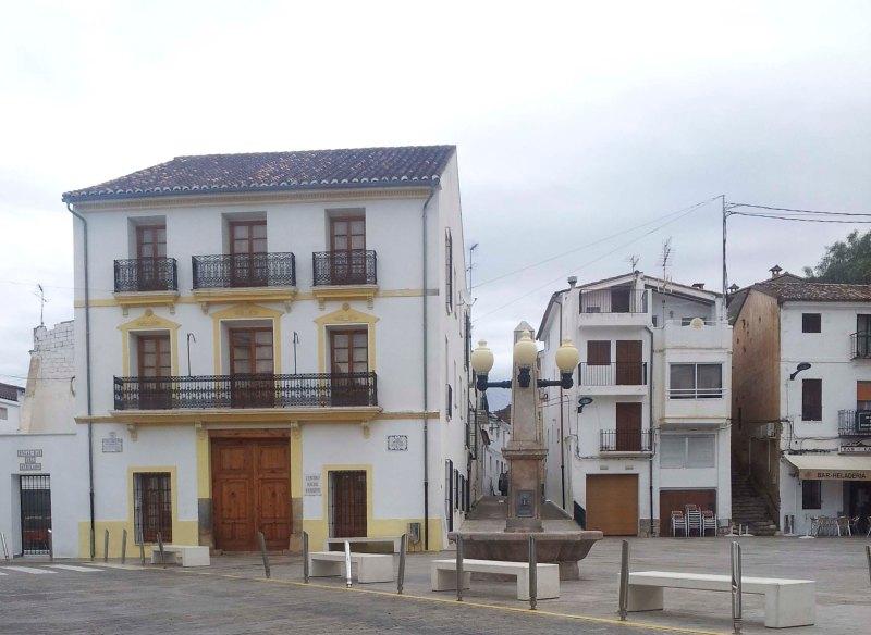 Plaza de la Baronía