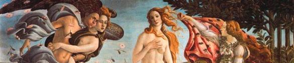 Nacimiento de Venus