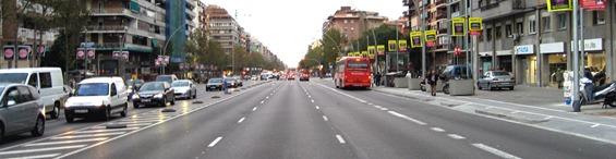 Avenida-Meridiana-Barcelona