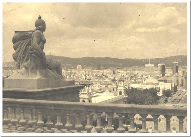 Mirador del Palau Nacional