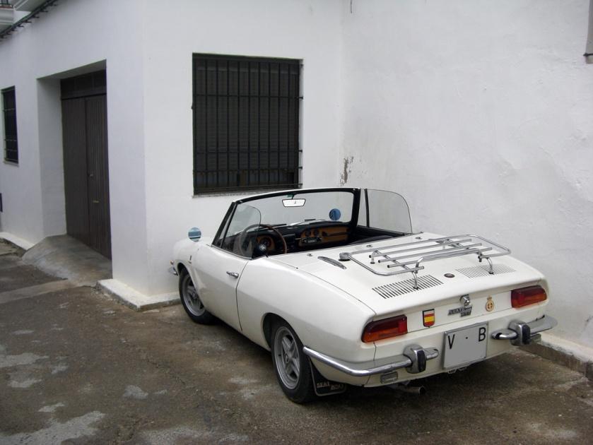 SEAT 850 Sport