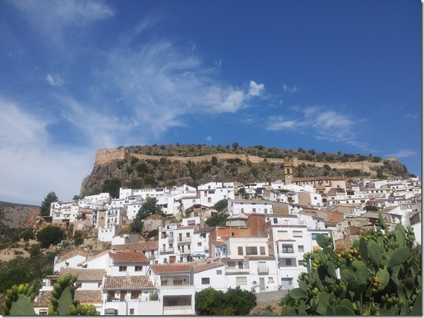 Chulilla vista general