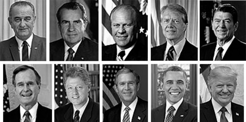 USA PRESIDENTS